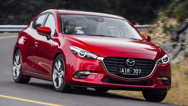 2019 Mazda 3 Rumors