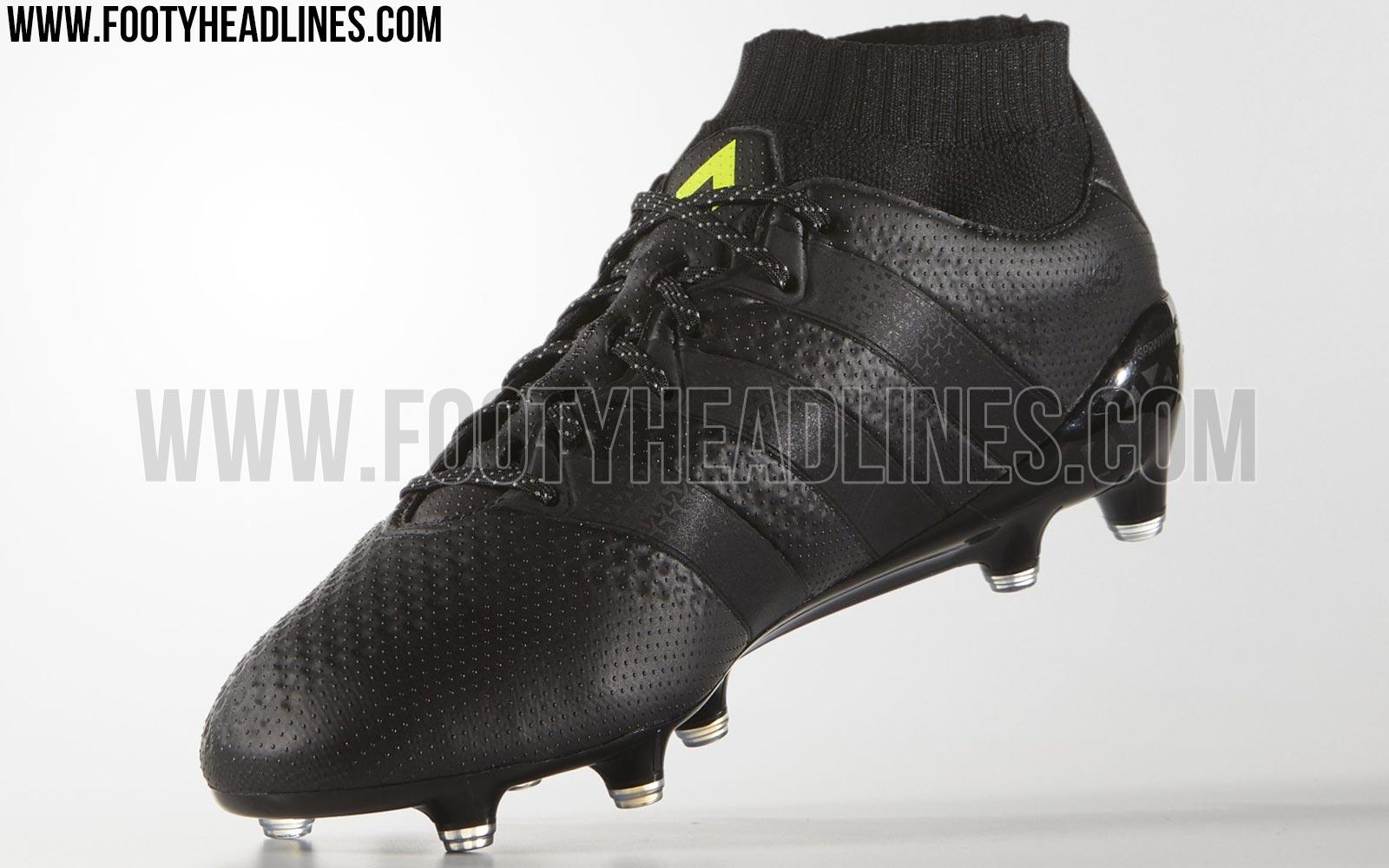 Adidas Ace Black