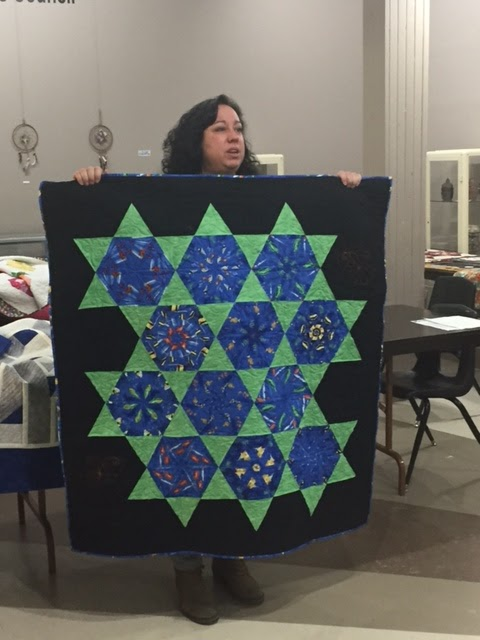 Crocus Quilter S Guild February Show And Tell