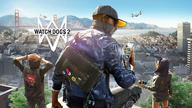 game yang dikembangkan oleh Ubisoft Montreal Spesifikasi Game Watch Dogs 2 Untuk PC - Hhandromax.com