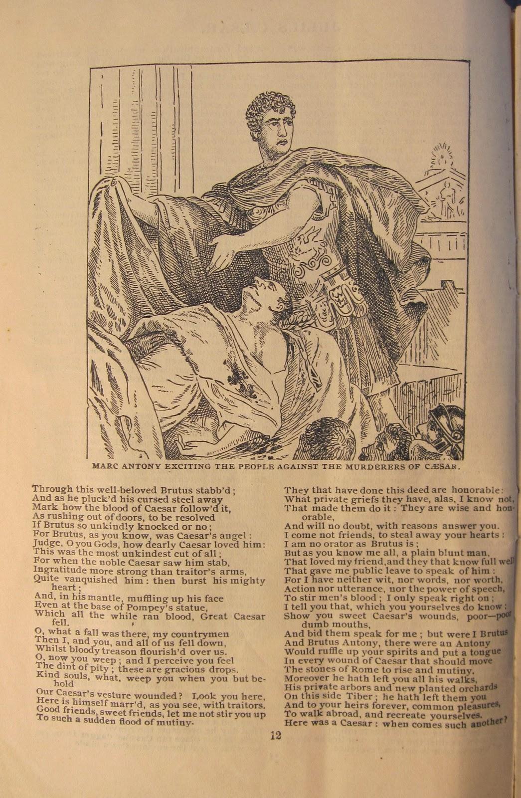 Mcrs Rare Books Blog Shakespeare Boiled Down