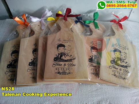 Grosir Talenan Cooking Experience