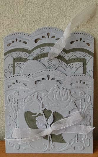 Creaties Met Papicolor Papier Huwelijk