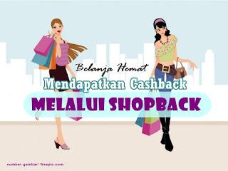 belanja hemat cashback dari shopback