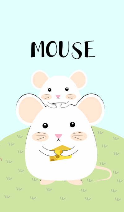 Cute Mouse Theme