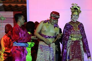 Tradisi Mandi Kasai Lubuk Linggau