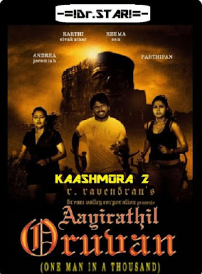 Aayirathil Oruvan 2010 Dual Audio UNCUT HDRip 480p 550Mb x264