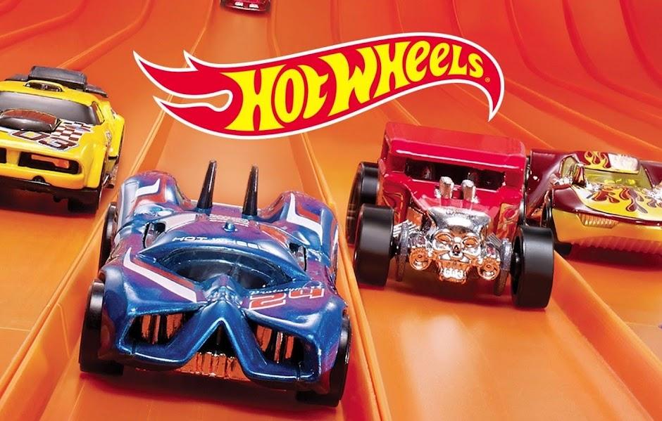 """Mattel e a Warner Bros. estão desenvolvendo live-action de """"Hot Wheels"""""""
