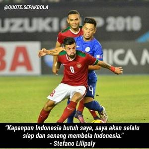 Quote Sepakbola