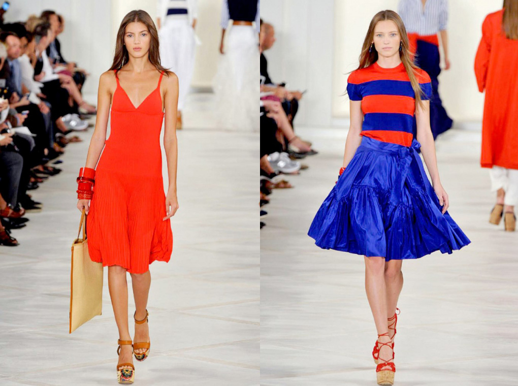 Eniwhere Fashion - Ralph Lauren - Spring/Summer 2016