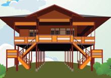 Rumah Adat Sulut