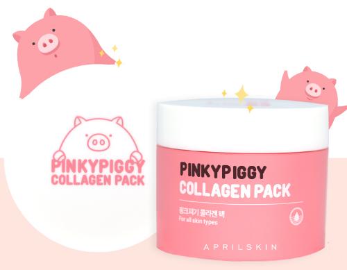 Pinky Piggy Collagen Pack