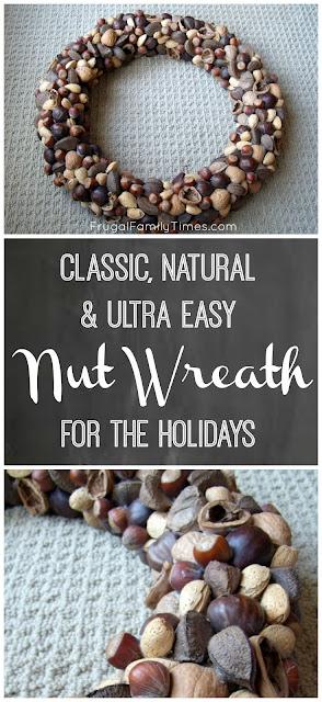 nut wreath