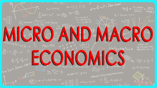 Analisis Ekonomi Mikro Dan Makro