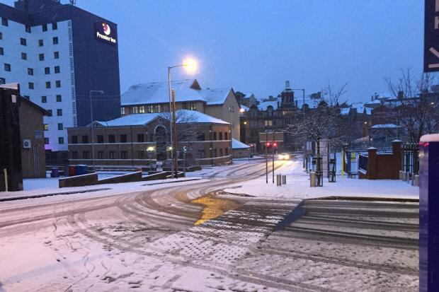 WEATHER: Schools closed across Bradford as 'Beast from the East' hits