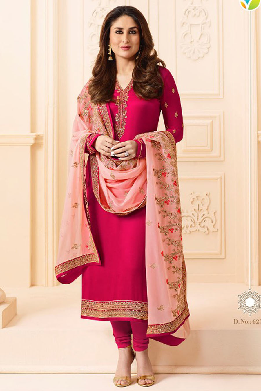 4e11efd1ea Asian Couture (UK): Kaseesh Kareena Kapoor collection - Satin ...