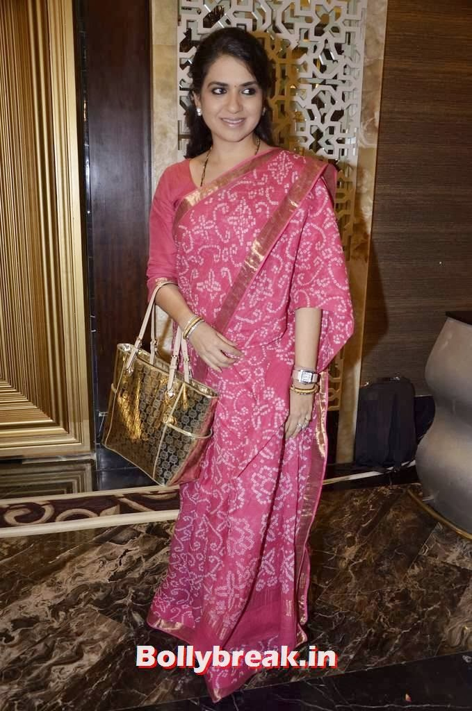 Shaina NC, Yesteryear Actresses at the Launch of Fit at 40 Book