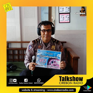 "Talkshow ""Sosialisasi Milenial Road Safety Festival"""