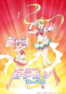Sailor Moon Eternal: Primeiro filme da duologia ganha data de estreia