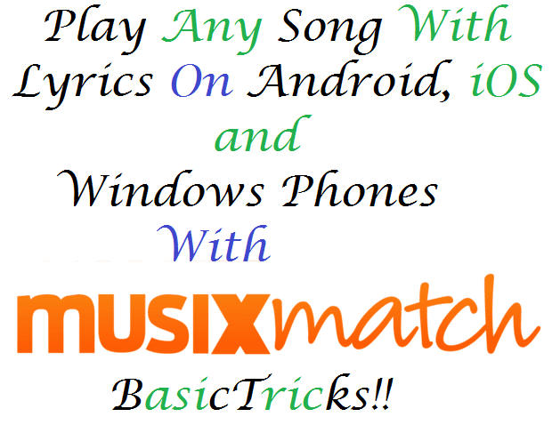 Musixmatch-lyrics-player-for-free