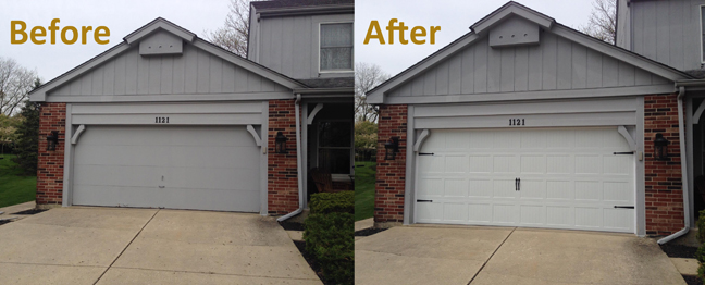 New Garage Door Can Have Tremendous Impact On Mundelein Homeu0027s Curb Appeal