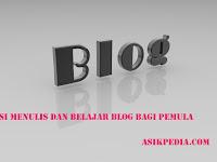 5 Motivasi Menulis Dan Belajar Blog Bagi Pemula