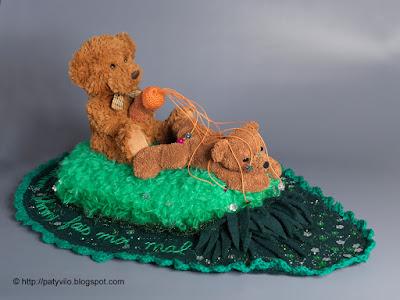 éjaculation, Johnny fais moi mal, sexy bears, teddy bears
