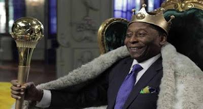 """Pelé: um """"rei"""" sem coroa e sem alma. Um ser frio e calculista"""