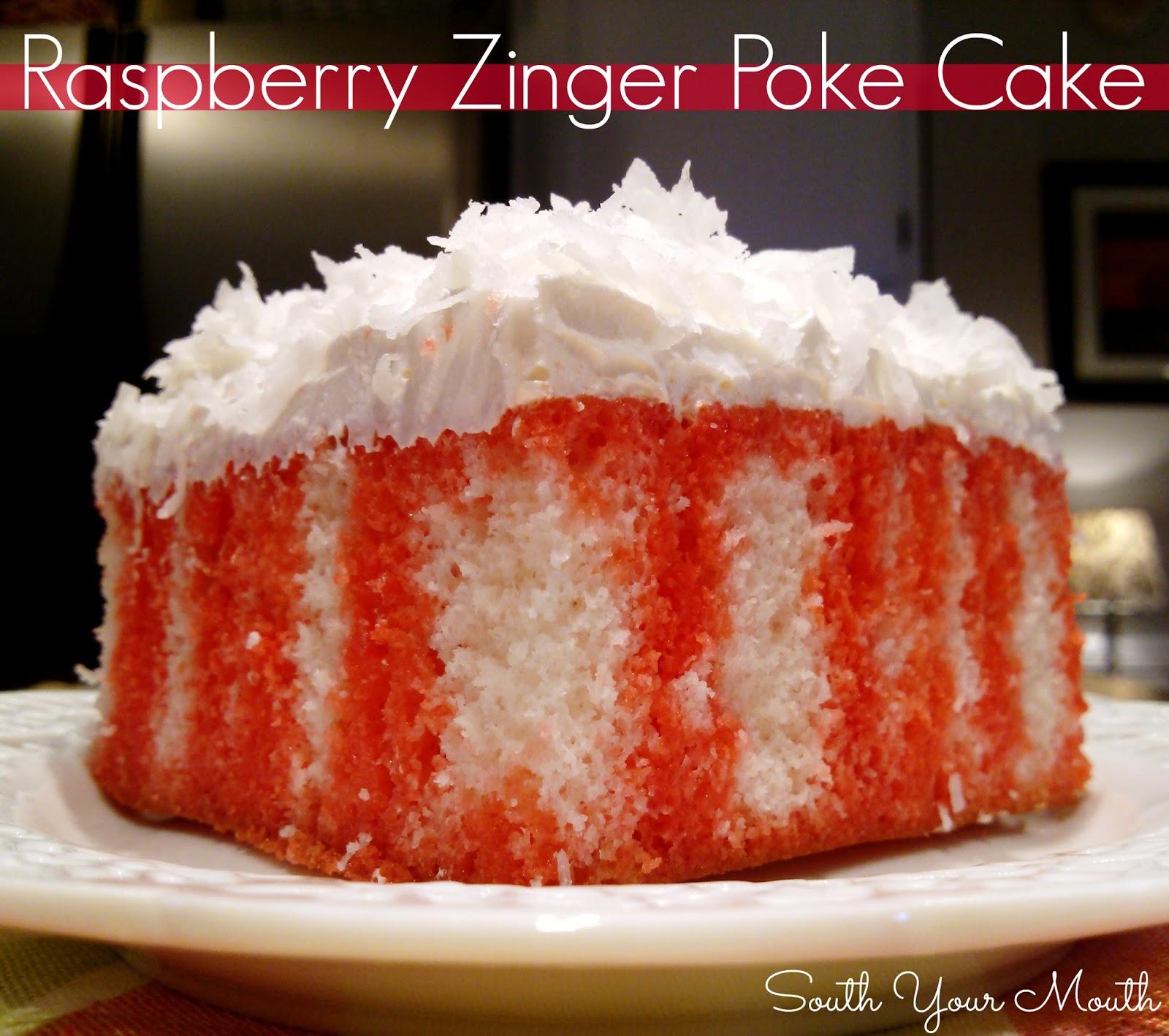 Permalink to Zinger Cake Recipe