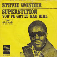 "Stevie Wonder ""Superstition"" cover image"