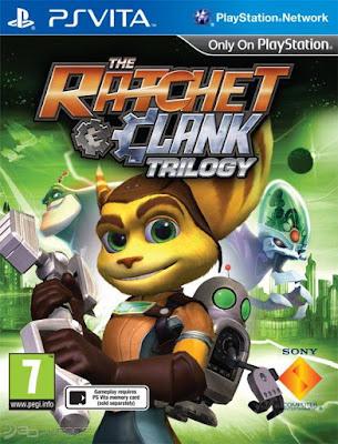 The Ratchet and Clank Trilogy [PSVita][EUR][VKP][Mega]