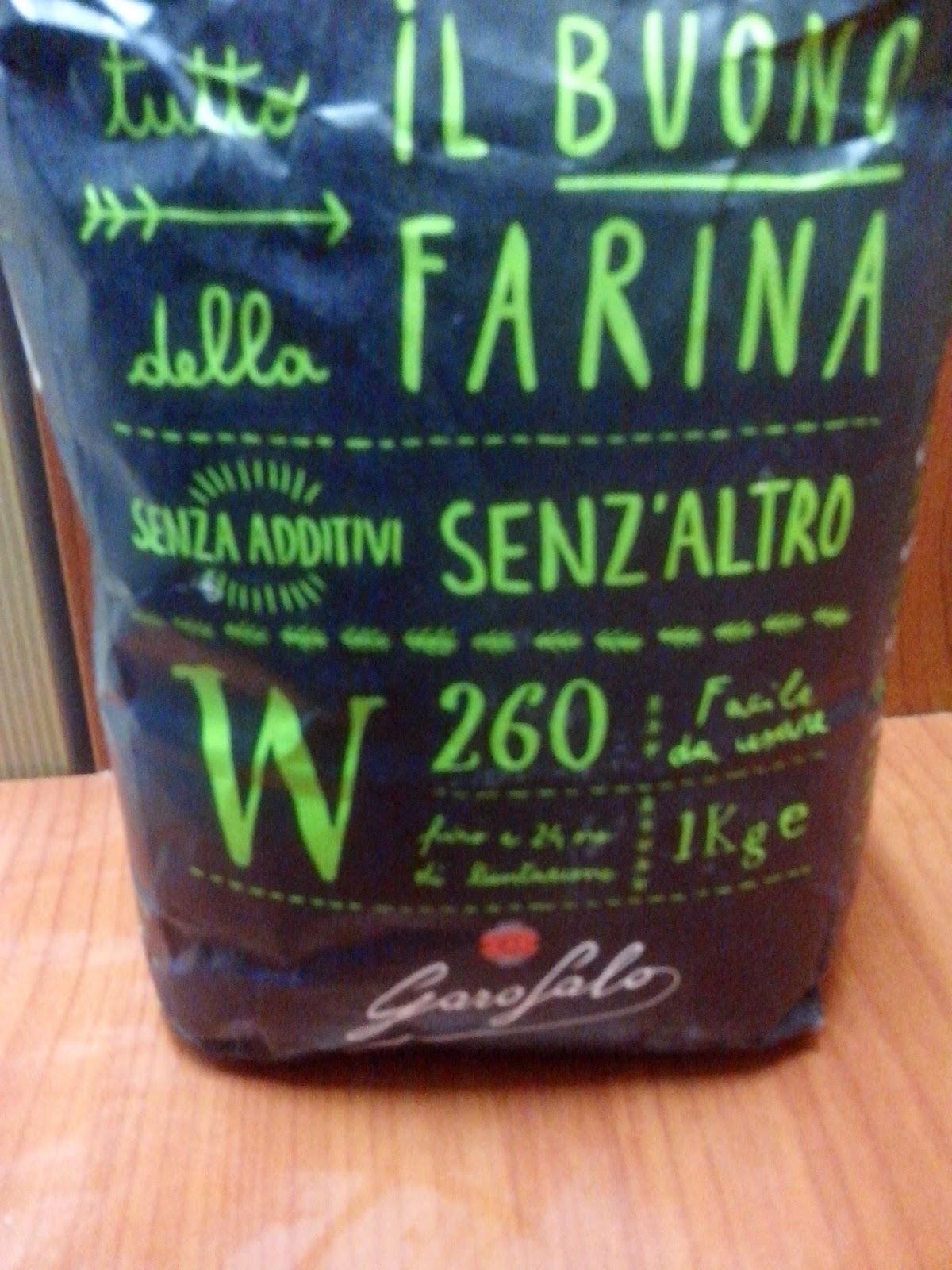 Farina Garofalo W350 Ricetta Pizza.Ricette Per Voi La Pizza