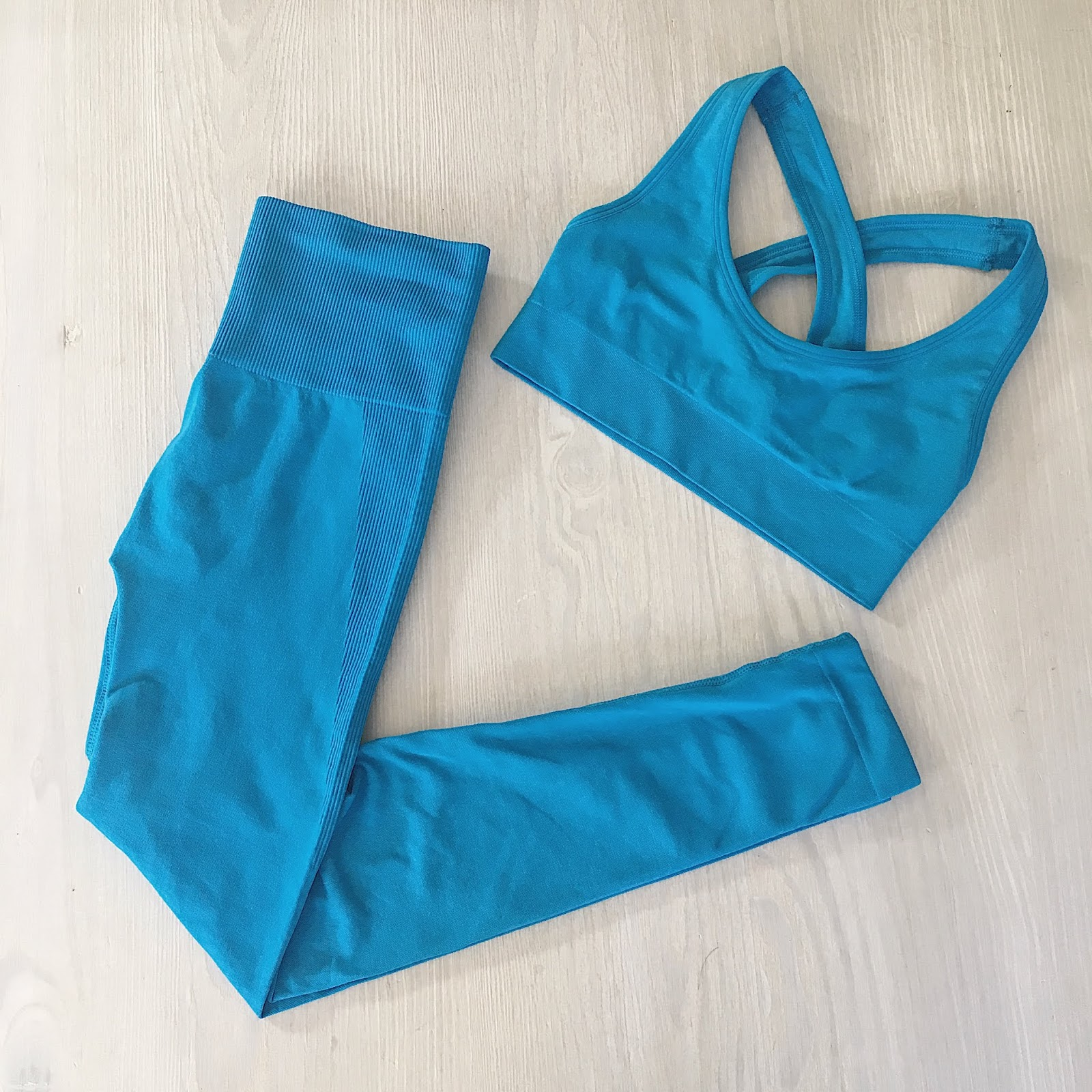 matching workout set
