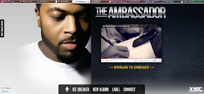 The Ambassador's new album -  Stop the funeral