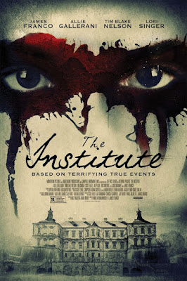 The Institute 2017 DVD Custom NTSC Sub