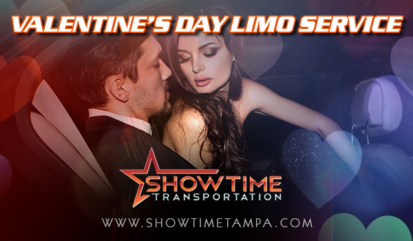 Tampa Valentine's Day Limo Services