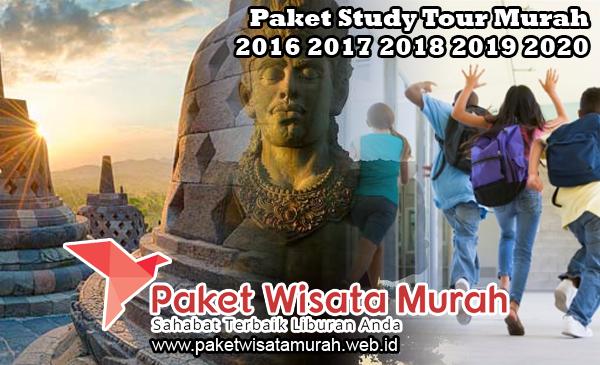 Paket Study Tour Murah