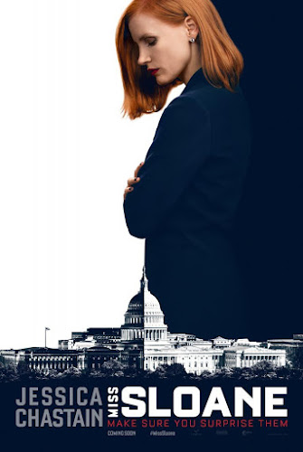 Miss Sloane (BRRip 720p Dual Latino / Ingles) (2017)