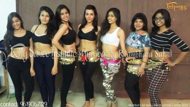 Ritambhara Sahni belly dance