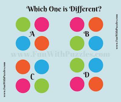 Brain Teaser Picture Puzzle for Kids