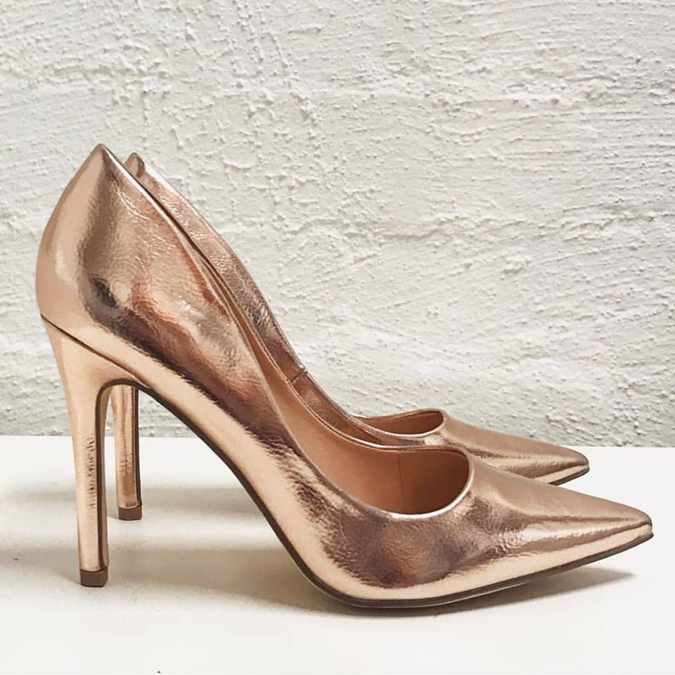 Harold Pointed Toe Pumps
