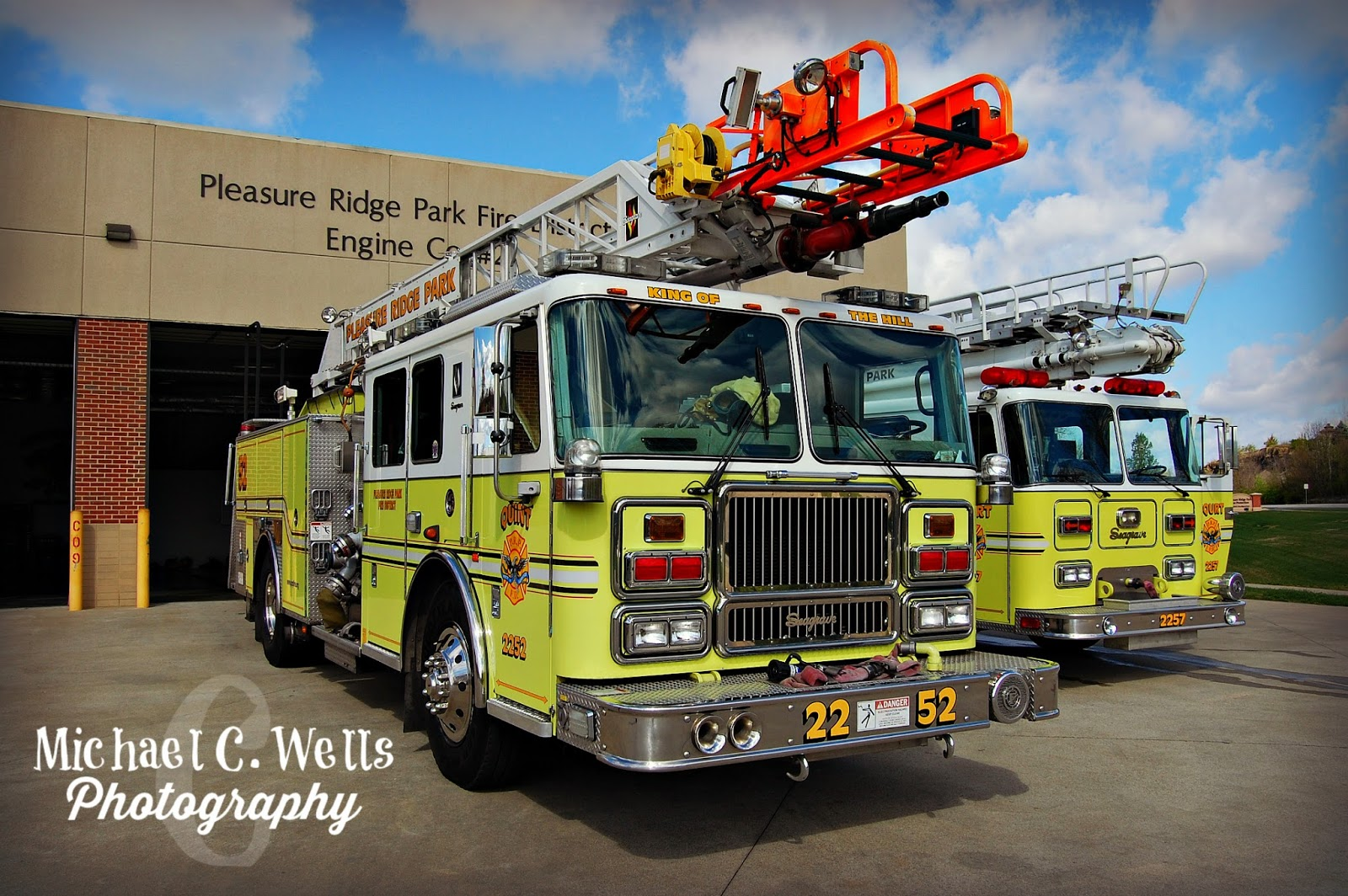 Pleasure ridge park fire dept