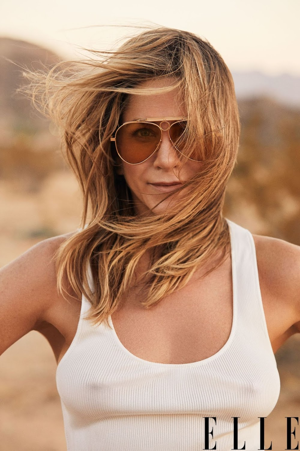 Jennifer Aniston The Titties Terrorist