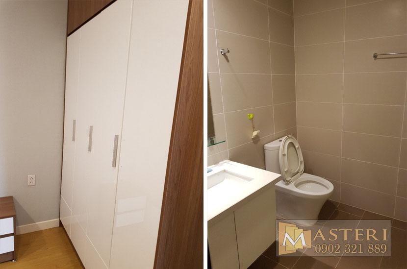 bán căn hộ Masteri 86m2 - 3 phòng ngủ nội thất có sẵn - hinh 6