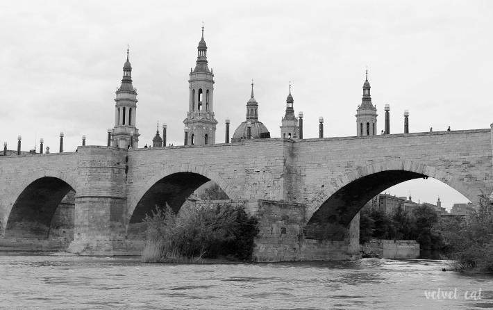 fotografía blanco y negro zaragoza