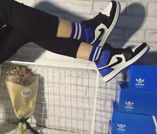 Sepatu Sport Pria Korea Model Terbaru Juni 2016