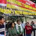 Campesinos bloquean Reforma para urgir apoyos ¡
