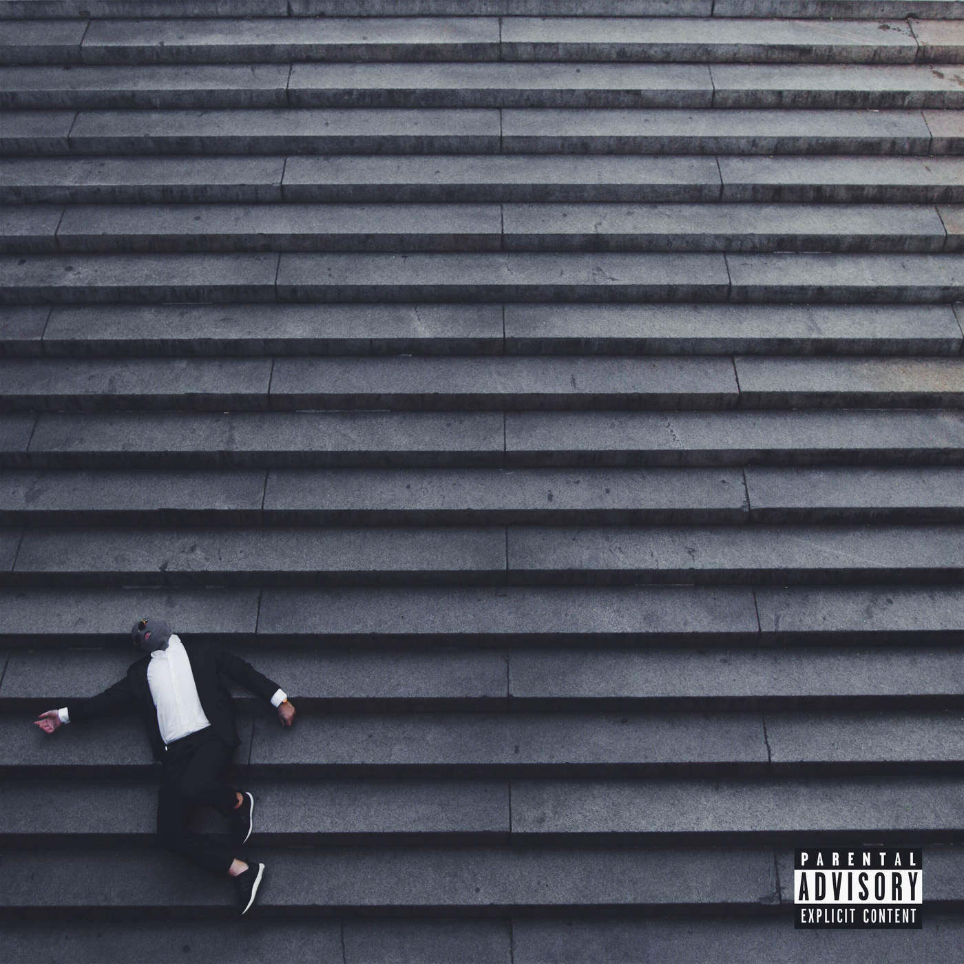 G4shi - Stairs - EP Cover