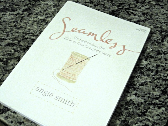 review seamless angie smith