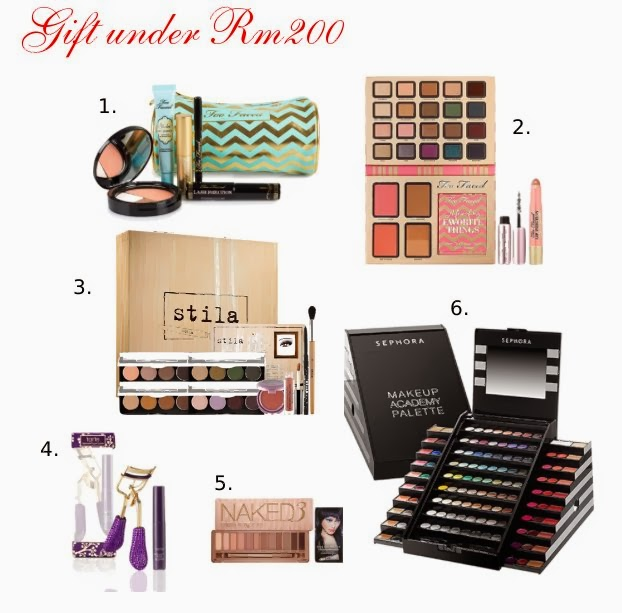 And You Can Actually Purchase At Any Sephora Outlet In Malaysia These Makeup Products Are Gorgeous